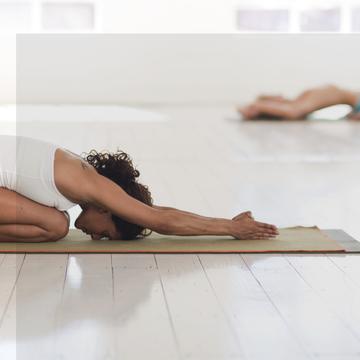 Cours de yin yoga à Mérignac